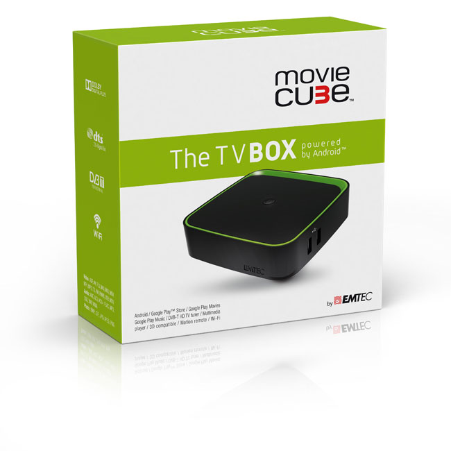 Movie Cube The TV Box