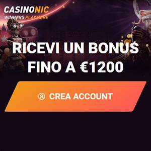 Casino online Casinonic
