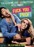 Fuckyou,prof