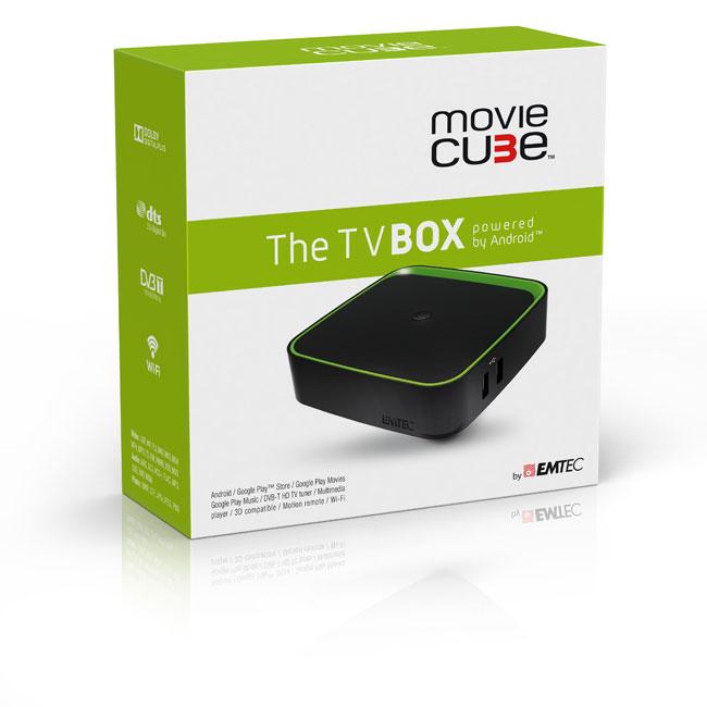 Movie Cube The TV Box